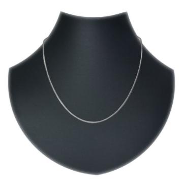 InCollections Damen-Halskette 925/000 Sterlingsilber Schlangenkette 1,2/45 cm 054029ES12200 -
