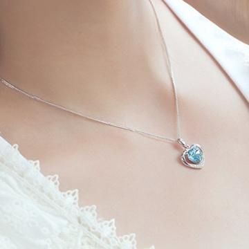 Latigerf Damen Halskette