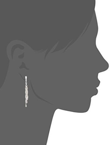 Silberdream Damen-Ohrstecker 3-Kettchen 925 Silber Sdo511 -