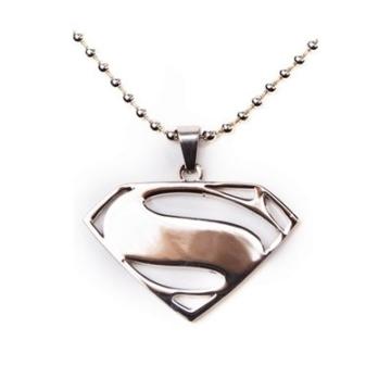 Superman Halskette - MoS Logo -