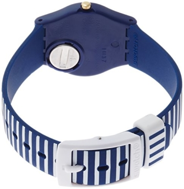 Swatch Damenuhr Digital Quarz mit Silikonarmband – LN153 -