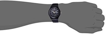 Swatch Herrenuhr Digital Quarz mit Silikonarmband – SUOB724 -
