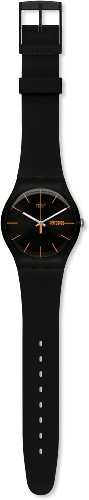 Swatch Unisex-Armbanduhr Analog Plastik SUOB704 -