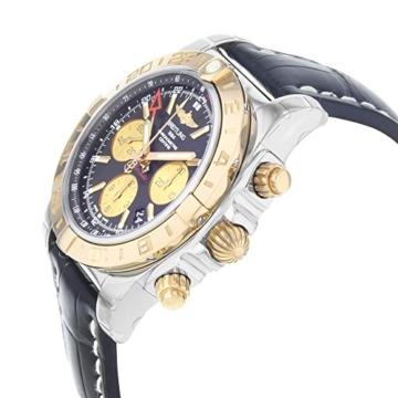 Breitling Chronomat 44GMT cb042012/BB86–743P Gold & Stahl automatische Herren Armbanduhr - 4