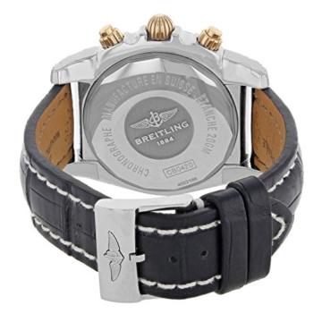 Breitling Chronomat 44GMT cb042012/BB86–743P Gold & Stahl automatische Herren Armbanduhr - 5