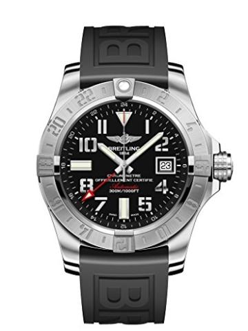 Breitling Herren-Armbanduhr Avenger Analog Automatik Kautschuk A3239011/BC34/152S - 1