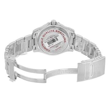 Breitling Herren-Armbanduhr Superocean II 36 A17312C9/BD91-179A, Edelstahl-Automatikuhr. 36 mm Gehäusedurchmesser - 6