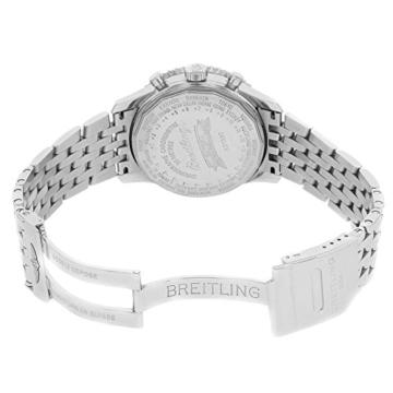 Breitling Herren 's Navitimer Automatik/Mechanische Chronograph Elfenbein Zifferblatt EDelstahl - 5
