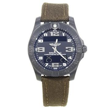 Breitling Professional Evo v7936310/BD60–108W Titan Quarz Herren-Armbanduhr - 2