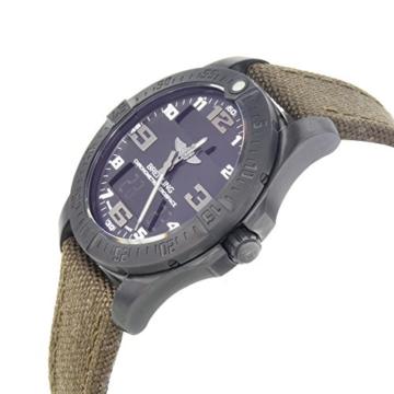 Breitling Professional Evo v7936310/BD60–108W Titan Quarz Herren-Armbanduhr - 4
