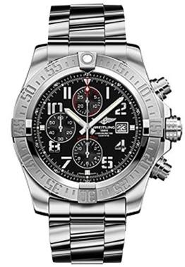 BREITLING Super Avenger Herren Armbanduhr Chronograph-A1337111-bc28-168A von BREITLING - 1