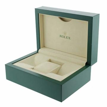 Rolex Datejust 116233BKJDJ Herren-Armbanduhr, 18 Karat Gelbgold, Stahl - 9